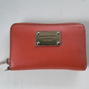 "MICHAEL KORS WALLET  MULTIPOCKETS 5.5"" X 3.5"""